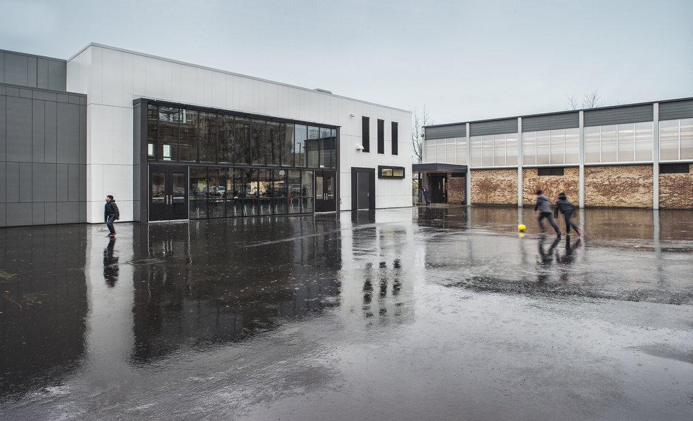Seattle World School  TCF Architecture