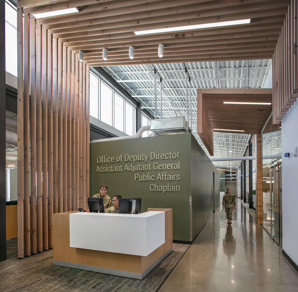 Oregon Military Department  SERA Architects