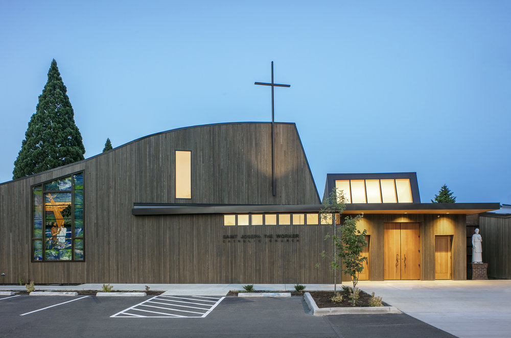 St. Joseph the Worker  DiLoreto Architects