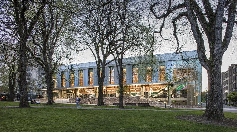PSU Viking Pavillion  Woofter Architecture