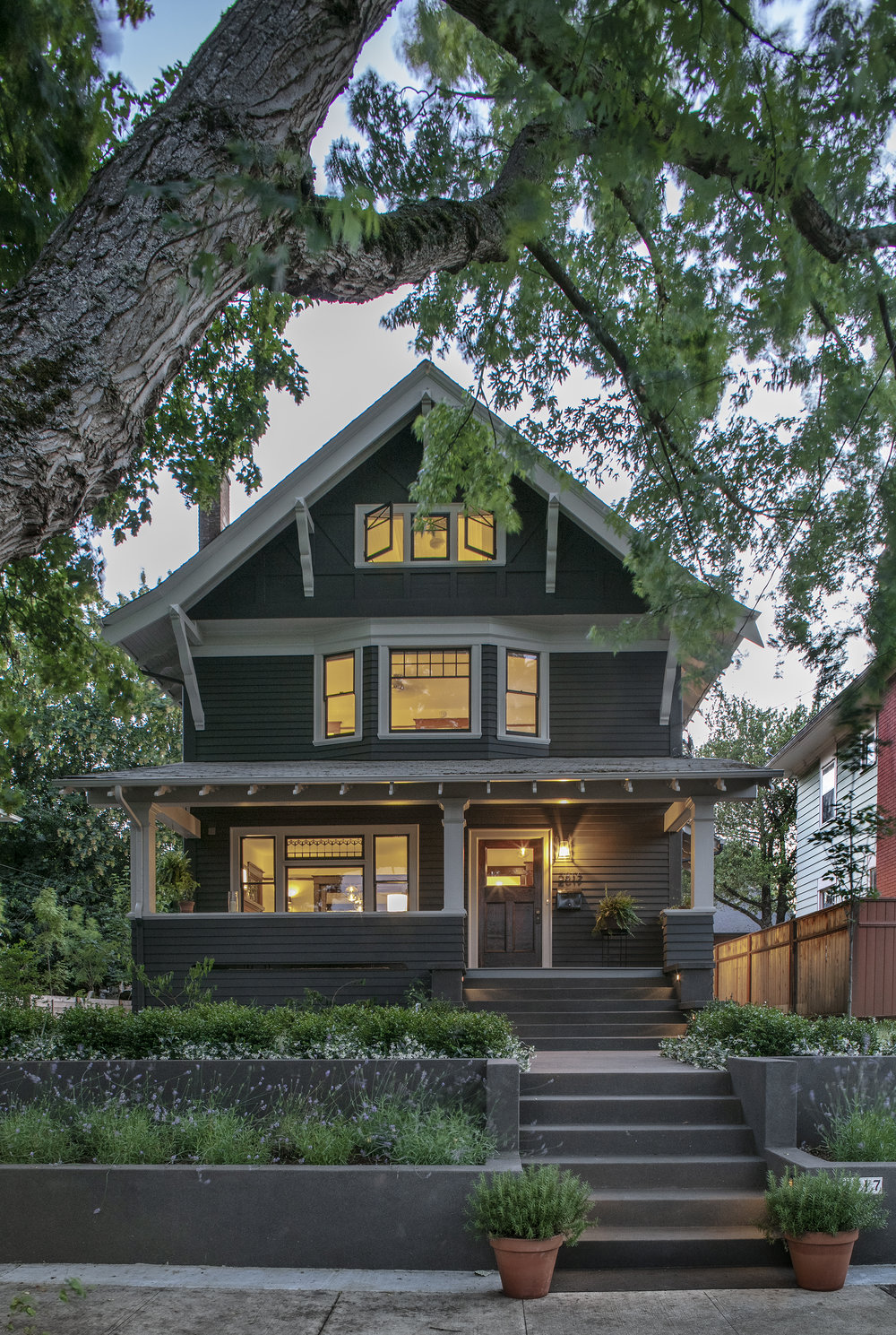 Hughes Residence  Craftsman Design and Renovation