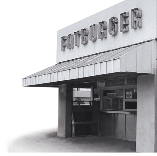 Image of the Original Fatburger location on Western Ave.