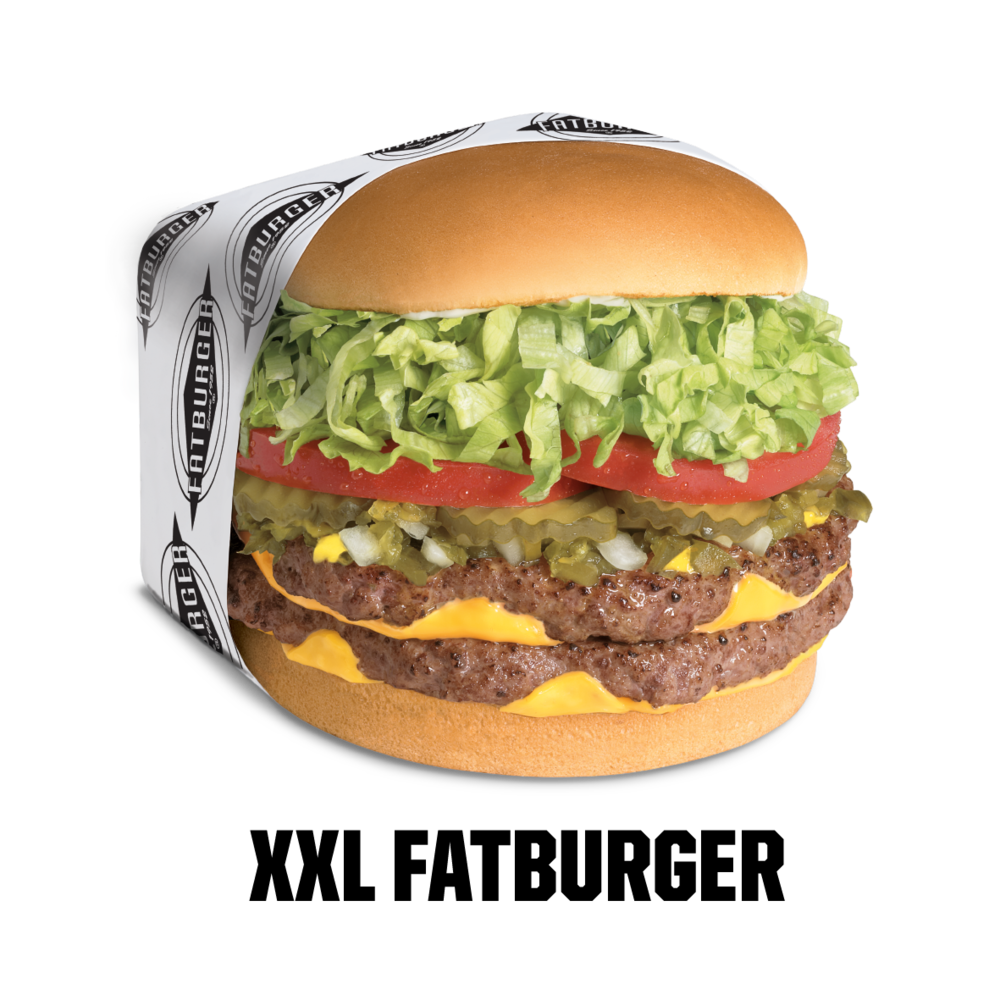Image of XXL Fatburger