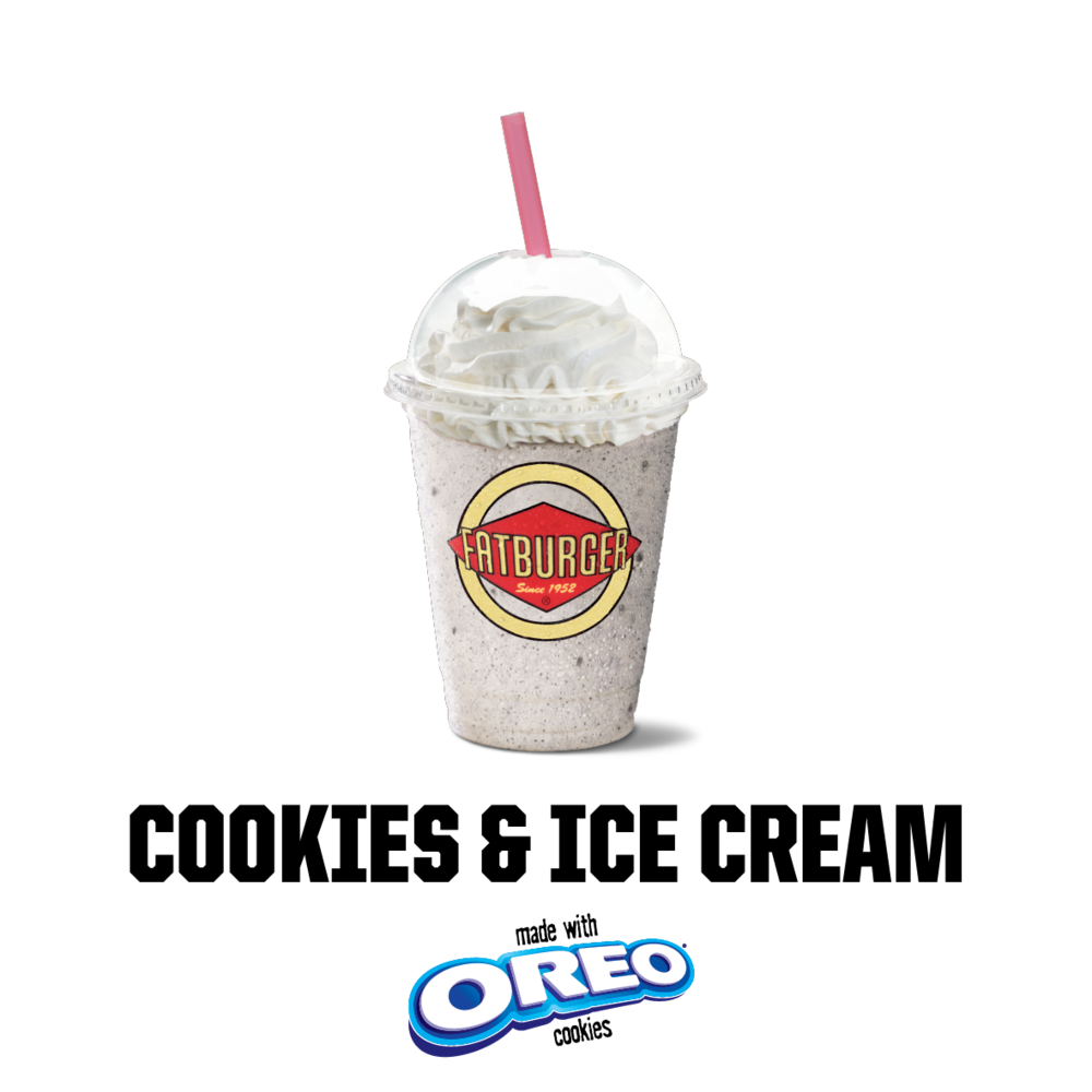 Image of Cookies & Ice Cream Shake with Oreo