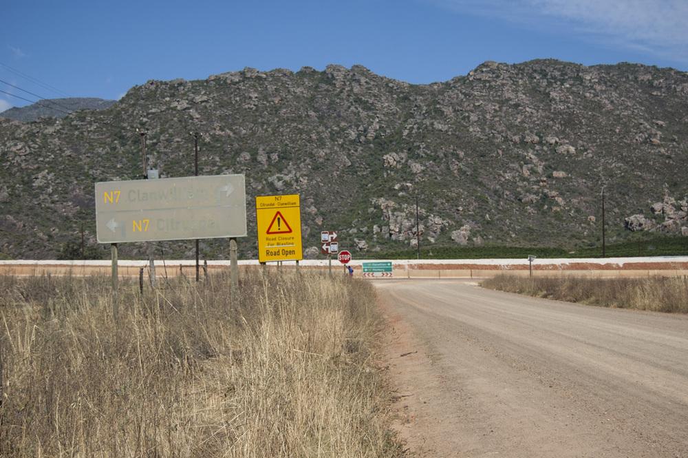 N7 South Africa, Cederberg