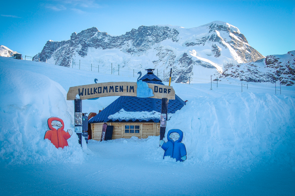 Iglu Dorf_Switzerland_Matterhorn