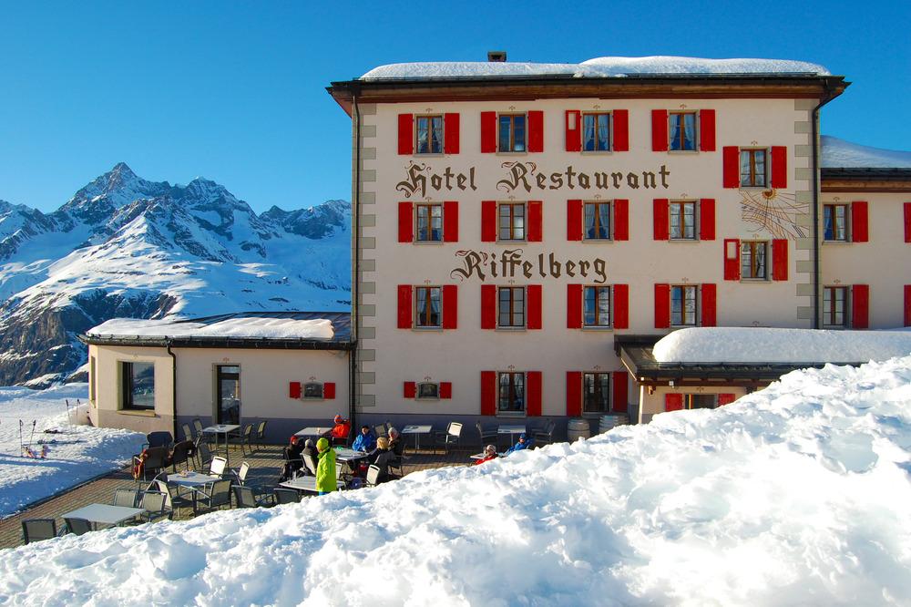 Hotel Riffelberg_Switzerland