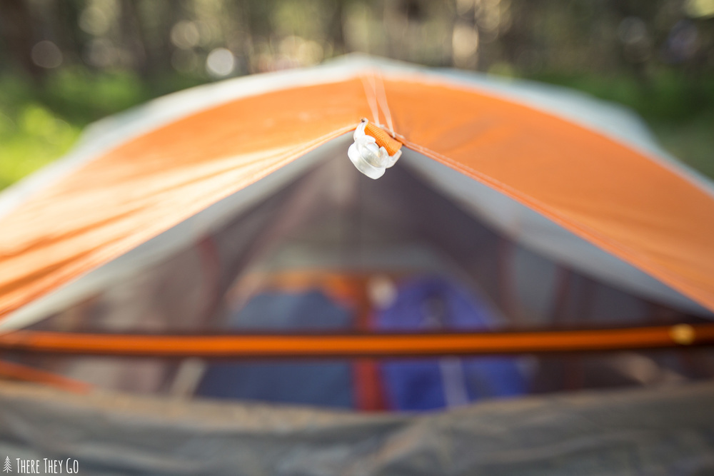 After researching backpacking tents for an upcoming trip we bought this one at the recommendation of one of the staff members at our local REI. & Gear Review: REI Quarter Dome 2 Tent u2014 There They Go