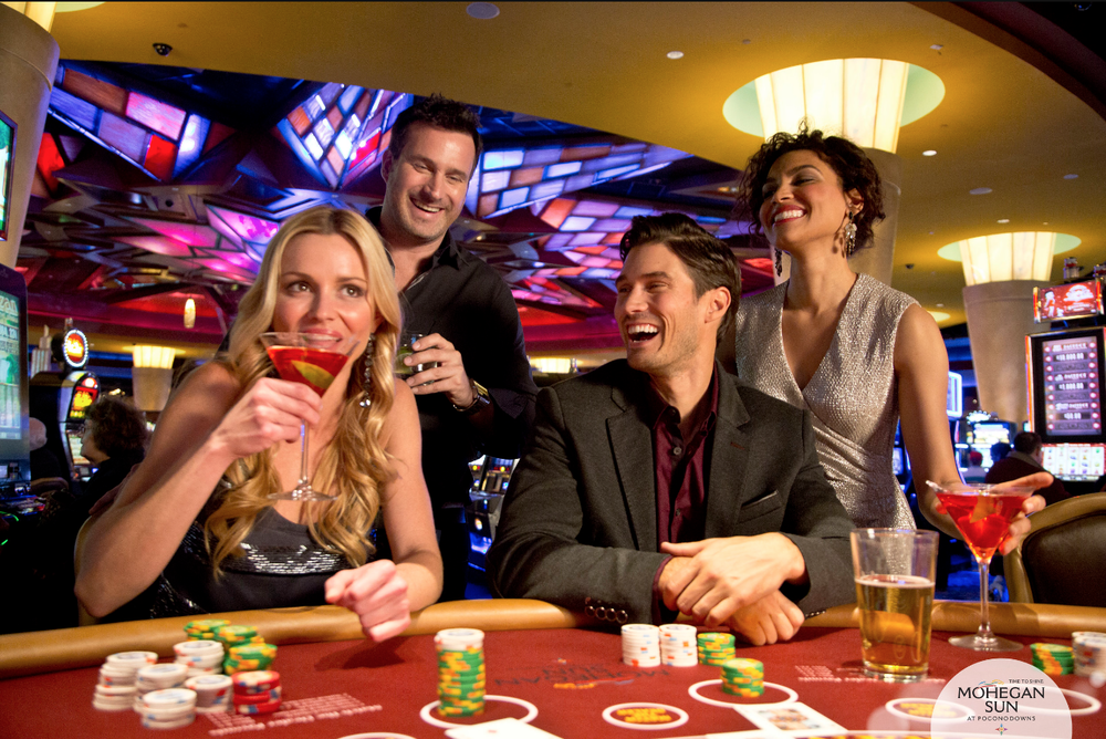 Mohegan Sun Casino - Commercial Photography