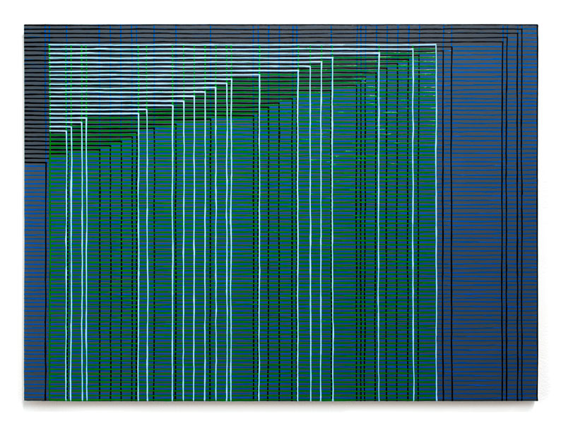 screen[1504] , 2015   oil on canvas 22 x 30 in