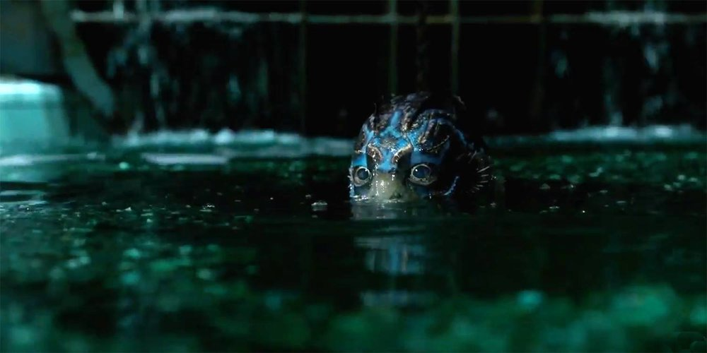 "Guillermo del Toro's ""The Shape of Water"""