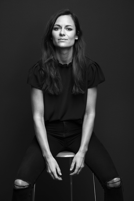Hanna Oldenburg / photograph by Robin Skjoldborg, Denmark.