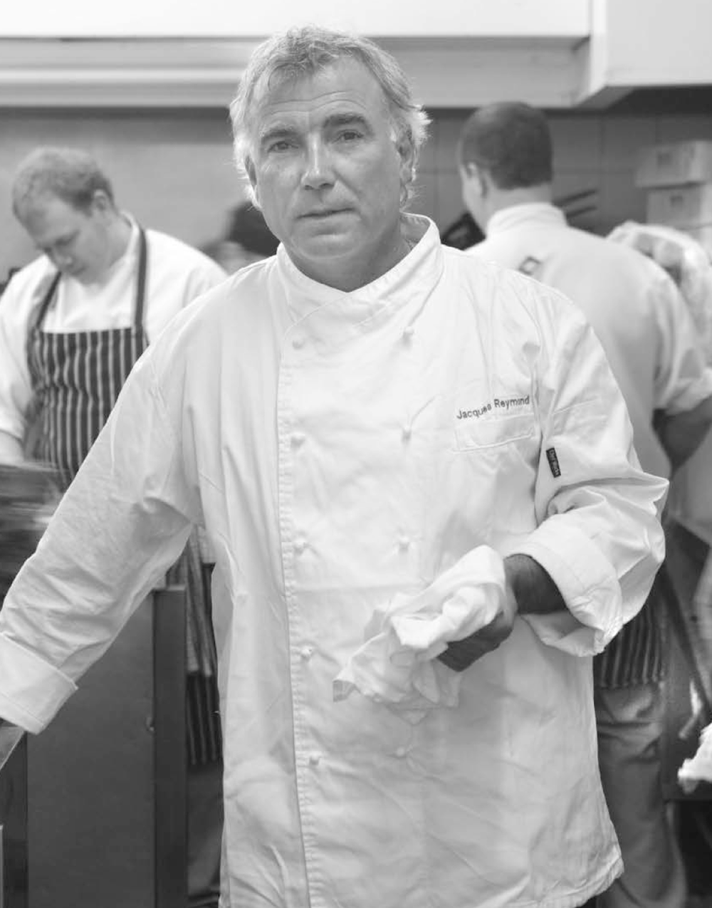 Jacques Reymond Foodservice Consultants Magazin