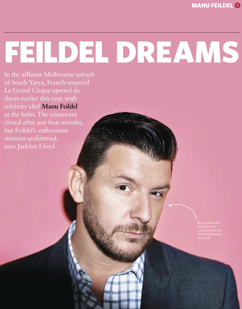 Manu Fidel Foodservice Consultants Magazin