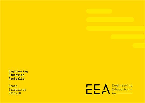 Engineering Education Australia brand guidelines