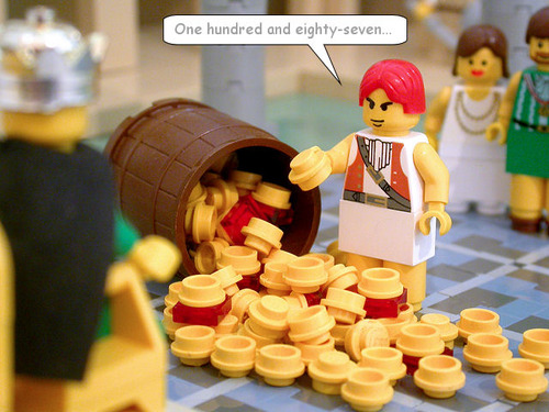 Image from The Brick Bible: A New Spin on the Old Testament
