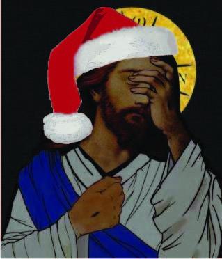 disparaging santa jesus no line hat.jpg