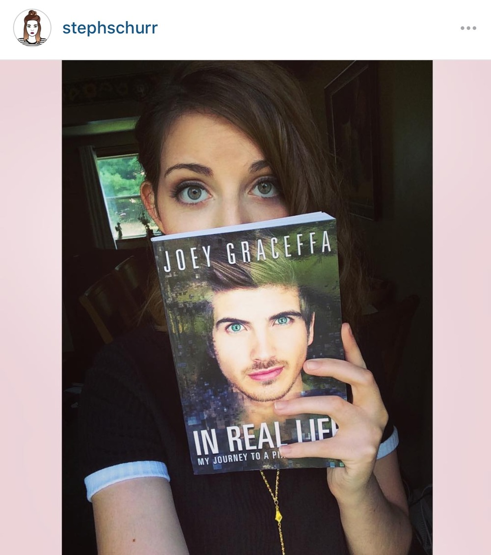 When I first got my hands on Joey's book in August 2015