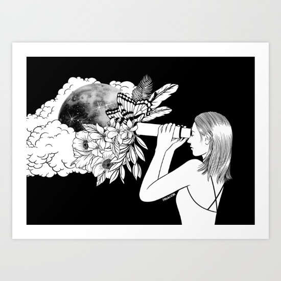 """Kaleidoscope Dream"" by Henn Kim"