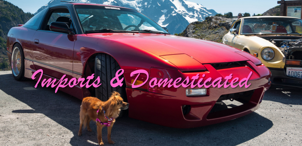 Imports and Domesticated
