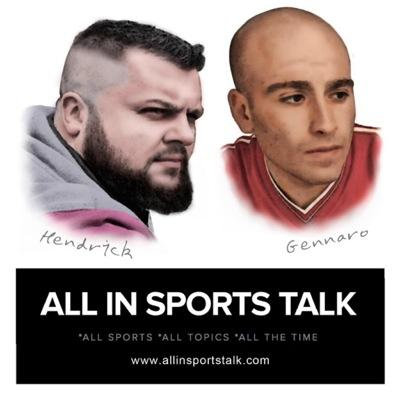ALL IN Sports Talk - ALL IN sports talk