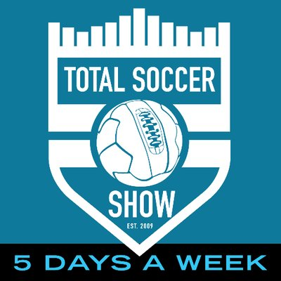 Total Soccer Show         @Totalsoccershow