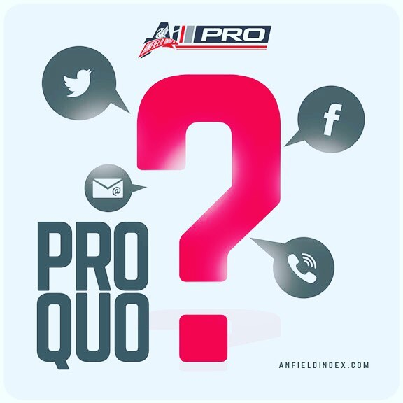 We are looking for Liverpool FC supporters to call in to the first episode of #AIProQuo on @AnfieldIndex  @AnfieldIndexPro  Want to share your ideas on LFC and their bang on start to the season?