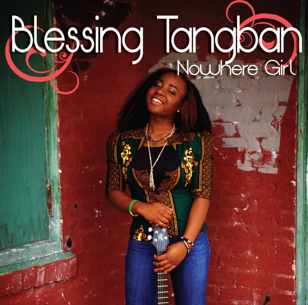 "'Nowhere Girl' - The warbling melodies and stark instrumentation by Blessing Tangban on her Ep, ""Nowhere Girl"" makes for an intense listen. And when you've gotten used to Blessing and her style, every track on the Ep will fit you like a sumptuous slipper. The absolute beauty of her music is worlds apart from what you hear on the radio.What really makes ""Nowhere Girl"" so fresh-sounding though, is its wonderful minimalism – less really is more in this case. These songs feature simple acoustic guitars leading to a sparse yet beautifully played sound and gently, captivating vocals.The EP features the hit song 'Pennsylvania' which met popular acclaim worldwide due to it's beautiful and relatable story line.Blessing Tangban has created a lyrical and musical feast, subtle yet sophisticated, easy listening, yet profound and sometimes even a little disturbing; ""Nowhere Girl"" certainly deserves to be discovered by a generation of thoughtful music fans.'Nowhere Girl' is available for streaming and purchase on all digital music distribution platforms.as a special gift for your support, You can now Download this masterpeice for free today on Soundcloud!"