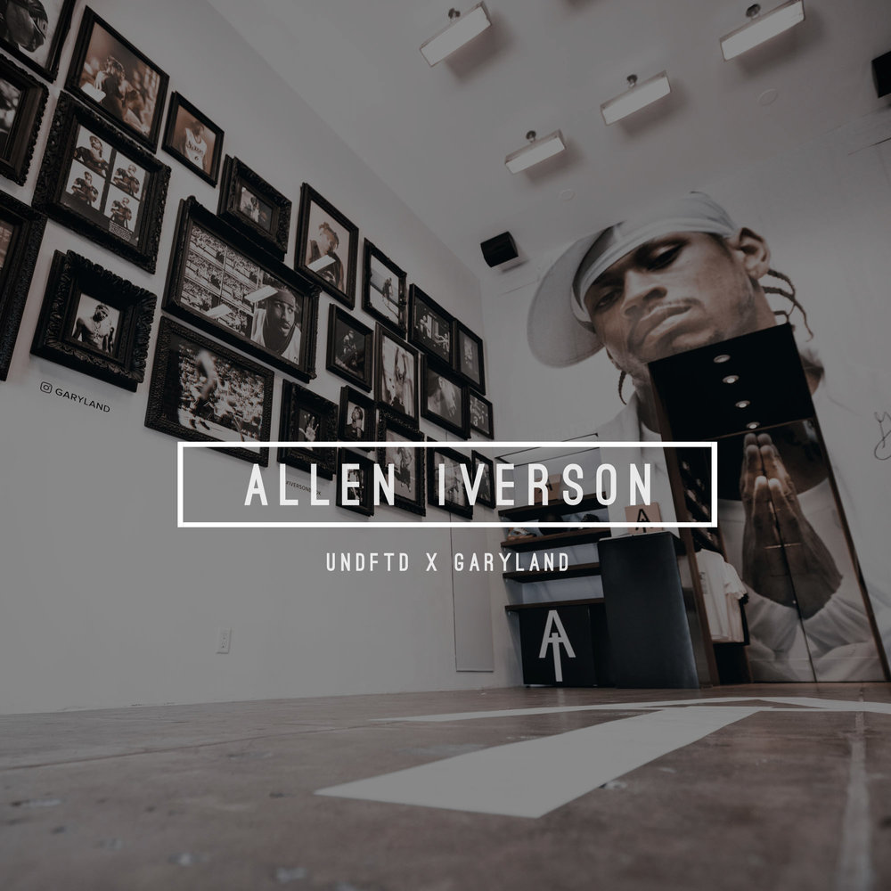 allen iverson undefeated gary land vibrvncy