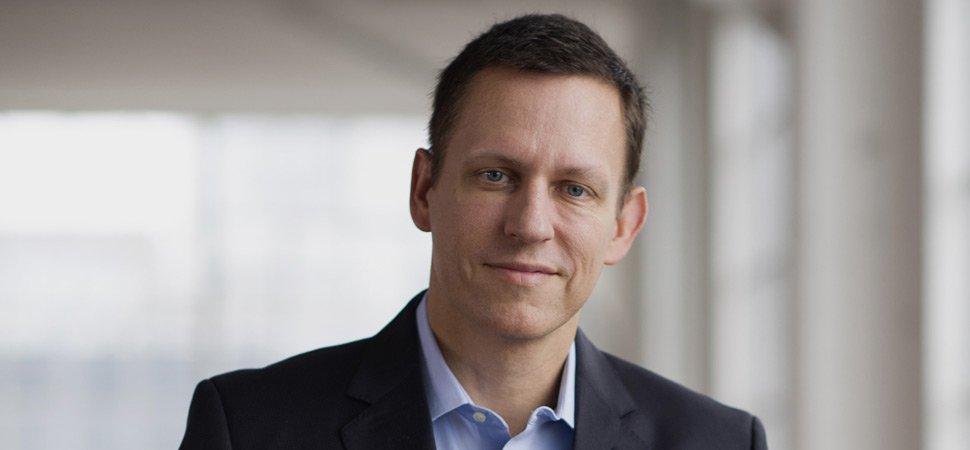 Peter Thiel, Courtesy Getty Images