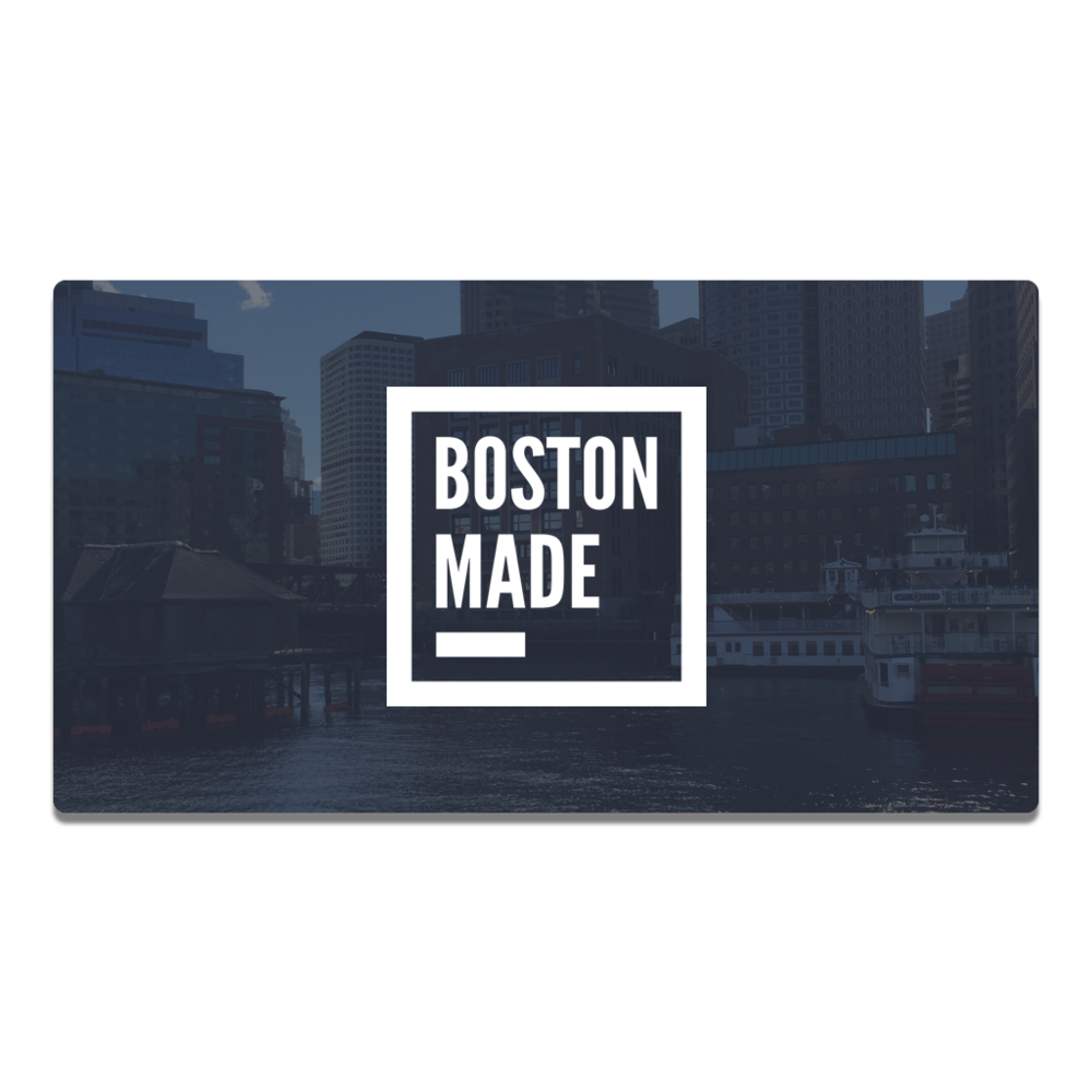 Boston Made - UX Design| Visual Design|  marketing|  Side hustleBoston Made is a side project I did in 2016. It's a a way of expressing pride in being and building from Boston. A badge startups can display to proclaim their New England roots.
