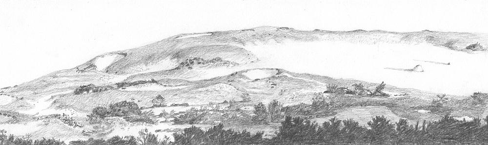 Parabolic Dunes