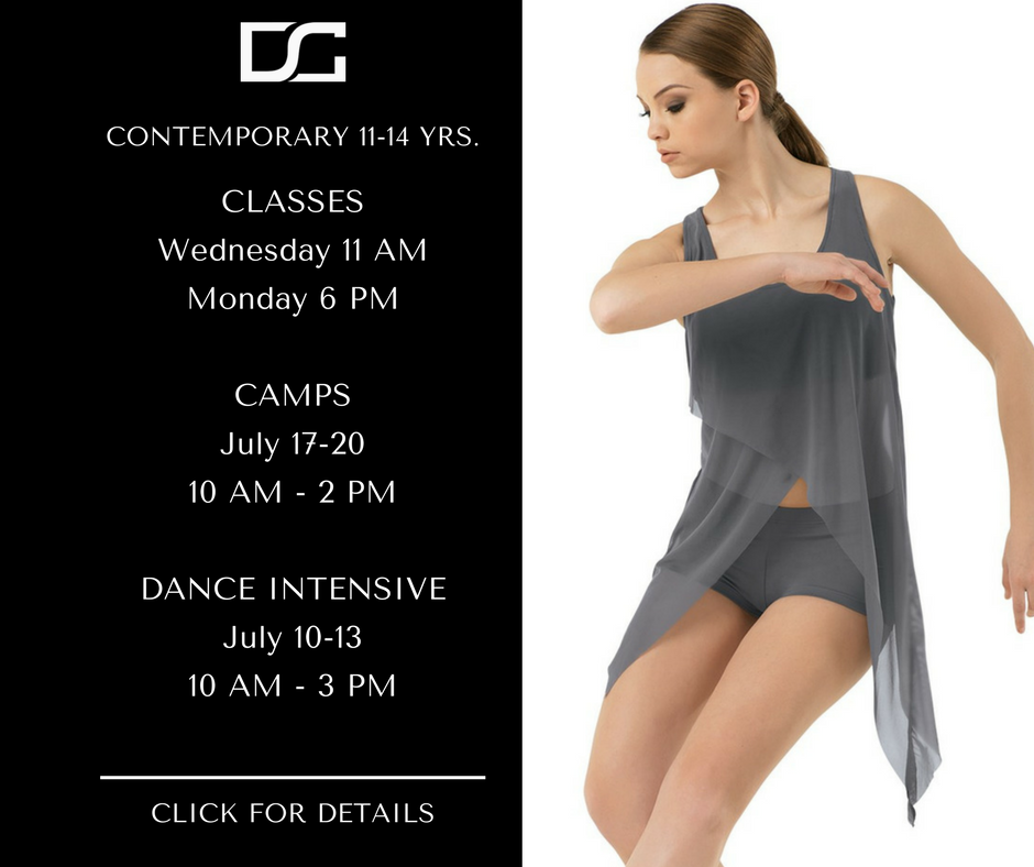 Class Tuition:  $75.mo or $125 10 Class Punch Card Multi-Class Discounts Available Camp Tuition:  $225 Dance Intensive:  $400