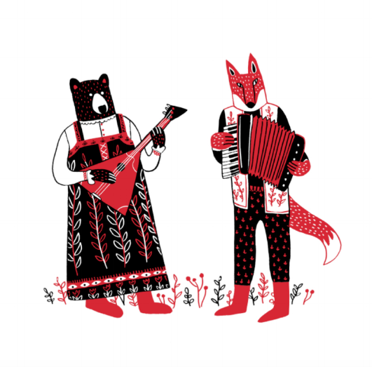 Bear and Fox musicians.png