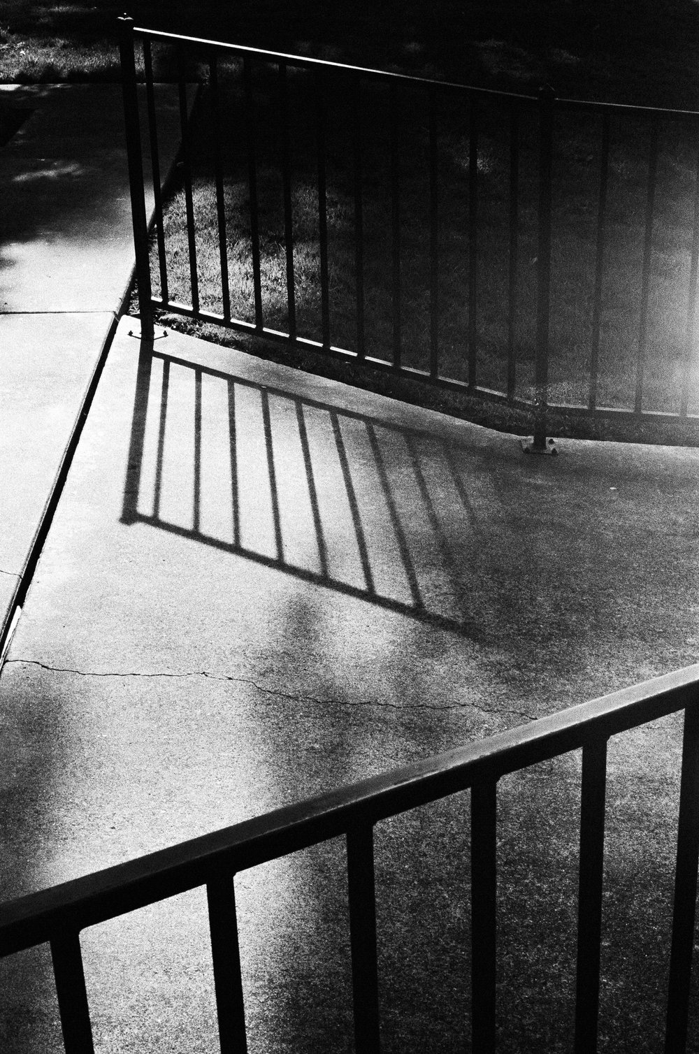 Handrail Shadows.JPG
