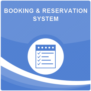 Click above to visit our Booking and Reservation System