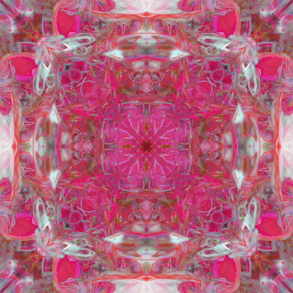 Watercolor | India Pink