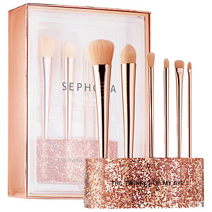 Glitter Happy Brush Set by SEPHORA COLLECTION $85.00