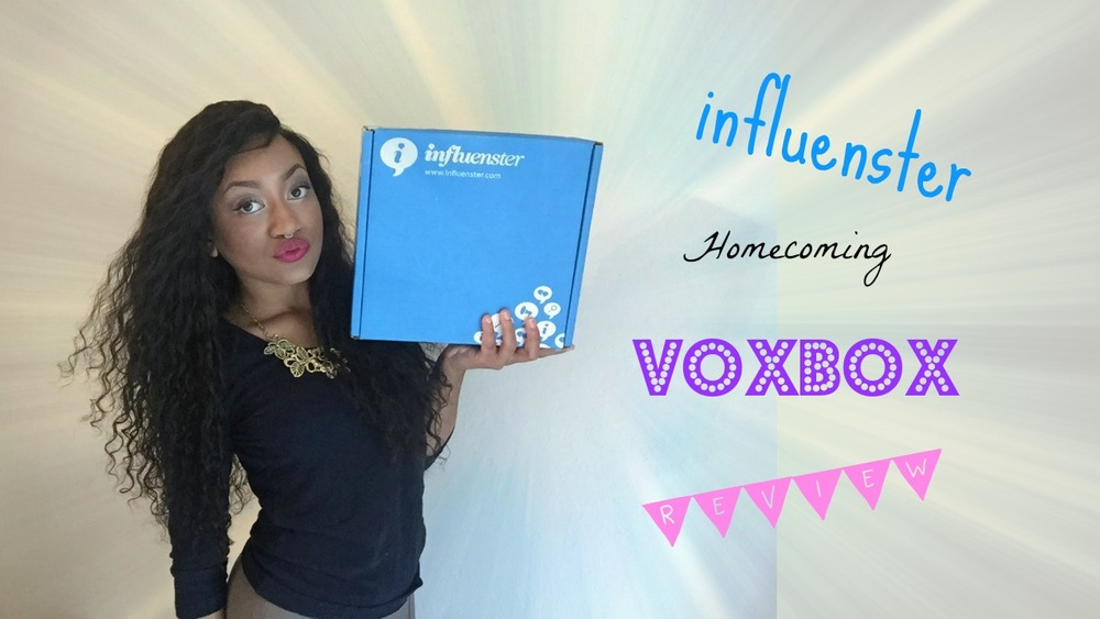 Influenster - Homecoming VoxBox