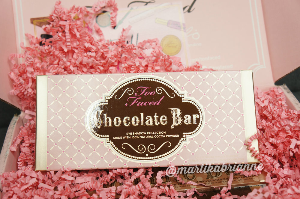 Too Faced  -  Chocolate Bar Eye Shadow Collection