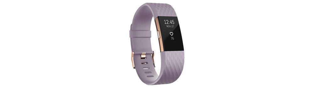 Fitbit Charge 2™ Heart Rate + Fitness Wristband