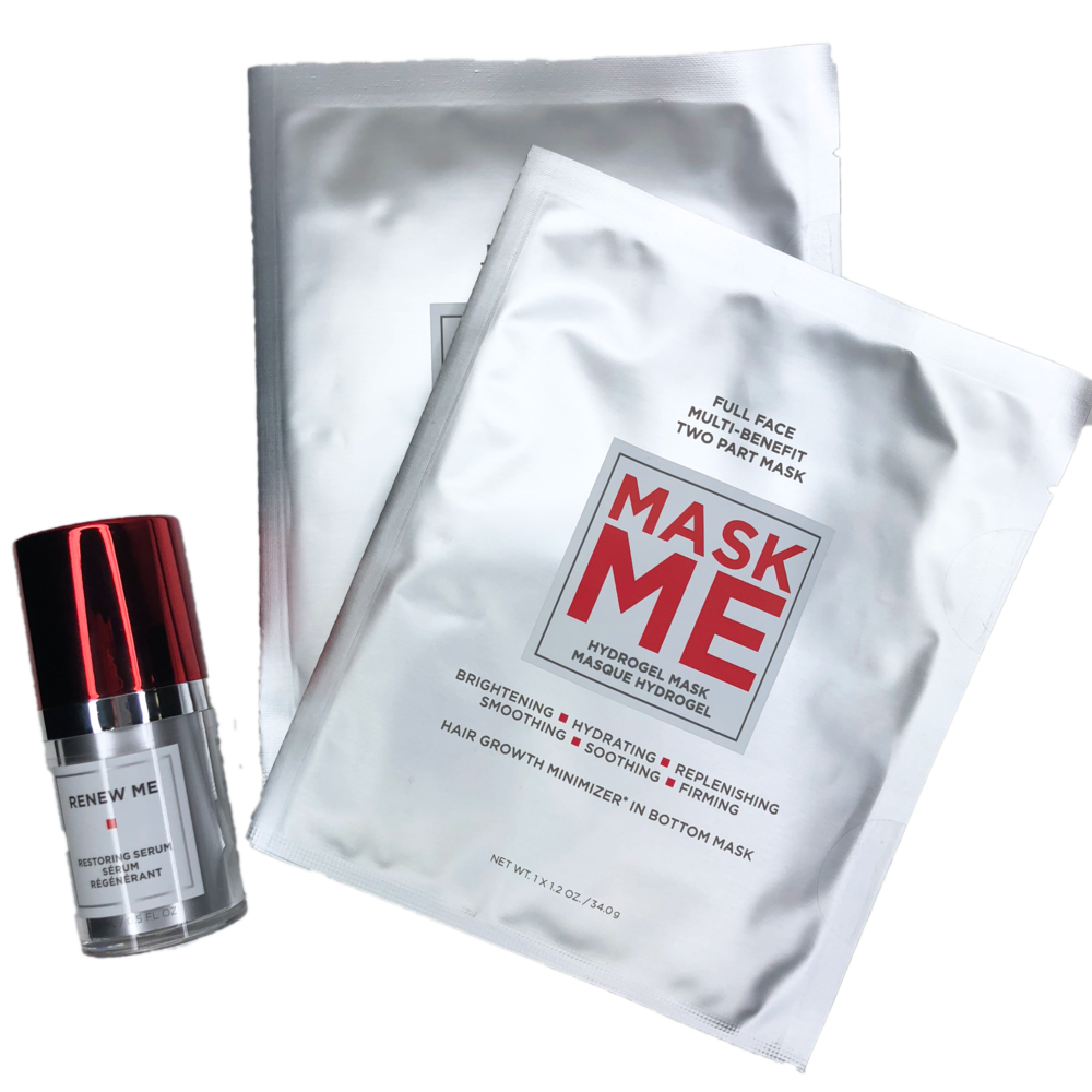 MASK ME & RENEW ME - Honestly, my MUST-HAVES for my beauty routine!
