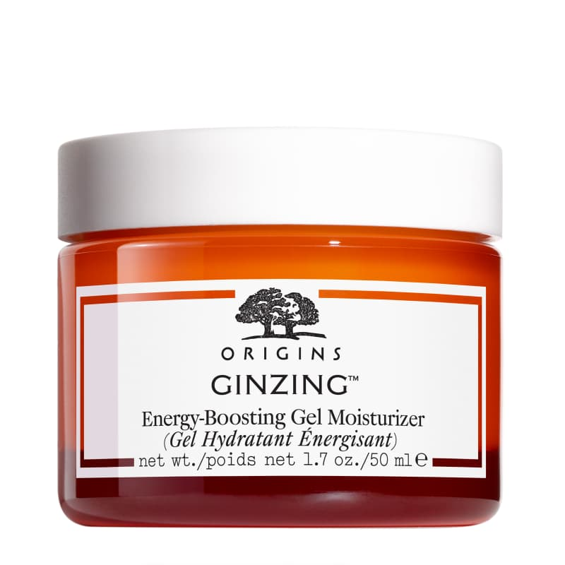 ORIGINS GINZING ENERGY BOOSTING GEL MOISTURIZER + ORIGINS GINZING REFRESHING EYE CREAM TO BRIGHTEN & DEPUFF - BENEFITS: Lightweight, Oil-free, Instant Hydration, Active ingredient: Coffee!!!Also available at Sephora & UltaLet me tell you… I cannot walk out of the house without wearing this Duo! I'm serious - Makeup or no makeup; it doesn't make a different. It WILL show if I used that eye cream and moisturizer or not. If you're wanting to