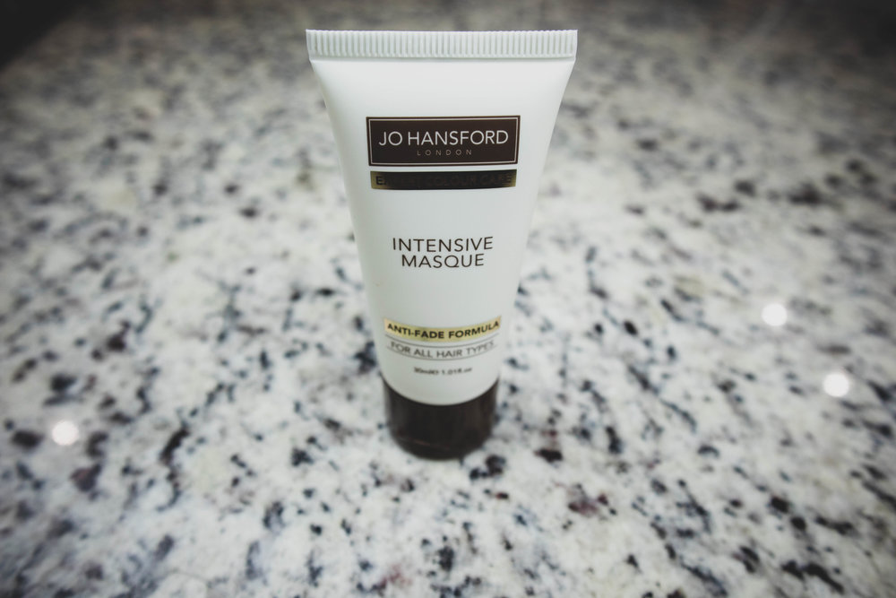 Jo Hansford - London - Expert Colour Care Intensive Masque