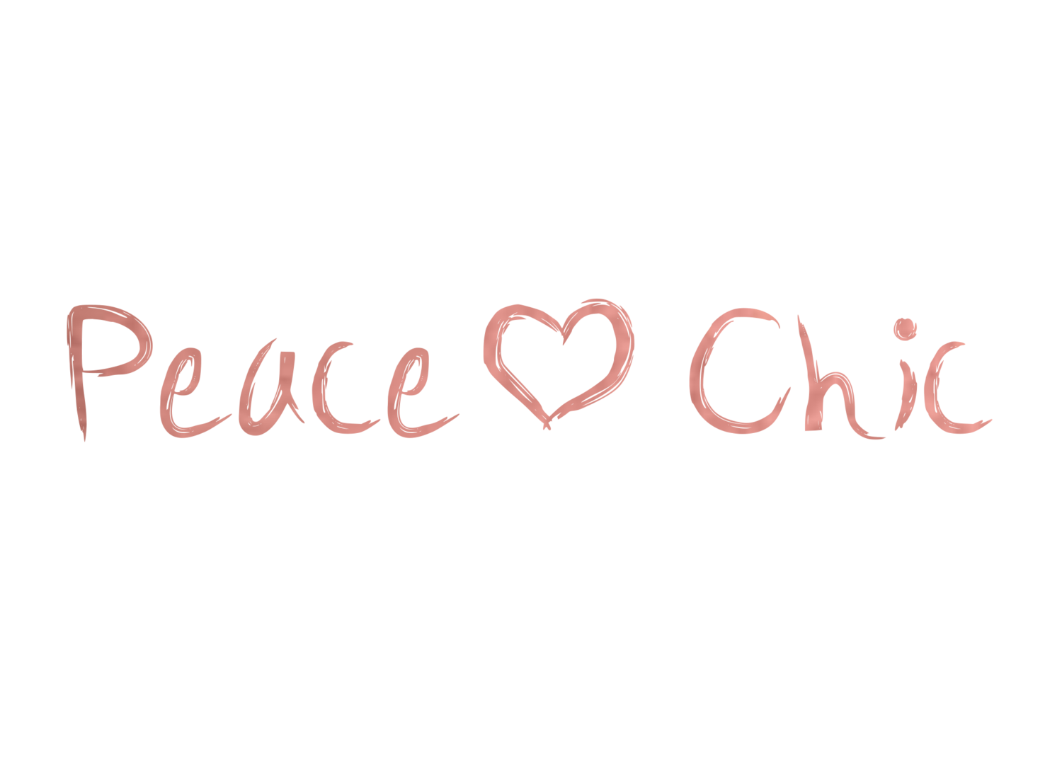 Peace Love Chic