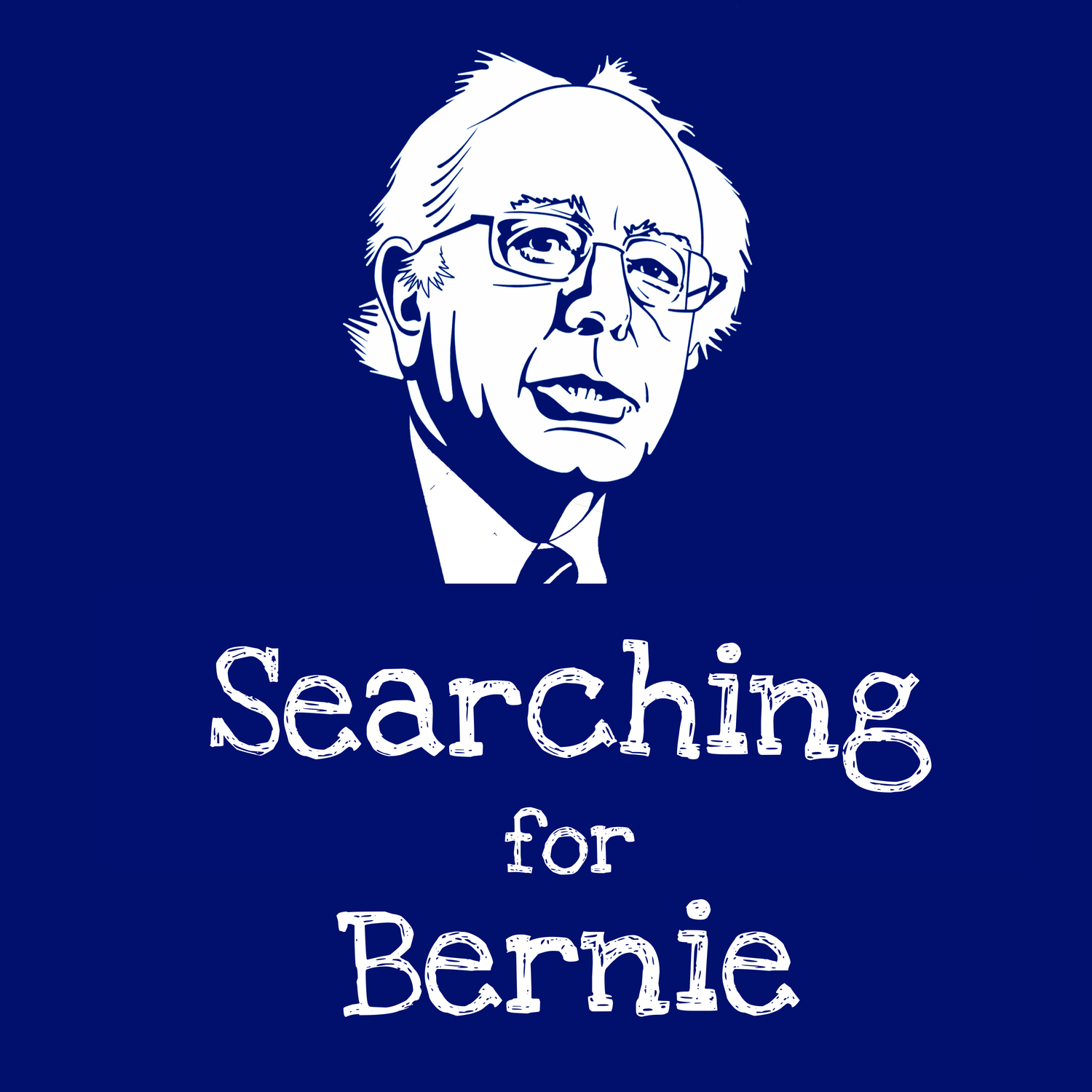 Searching for Bernie (Sanders)