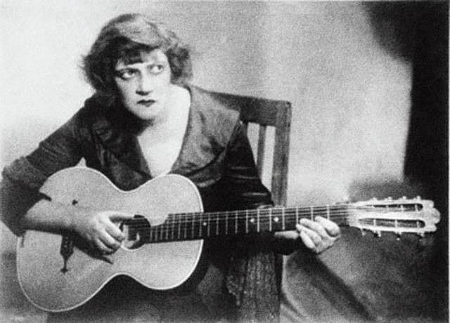 Young Ranevskaya, circa 1931