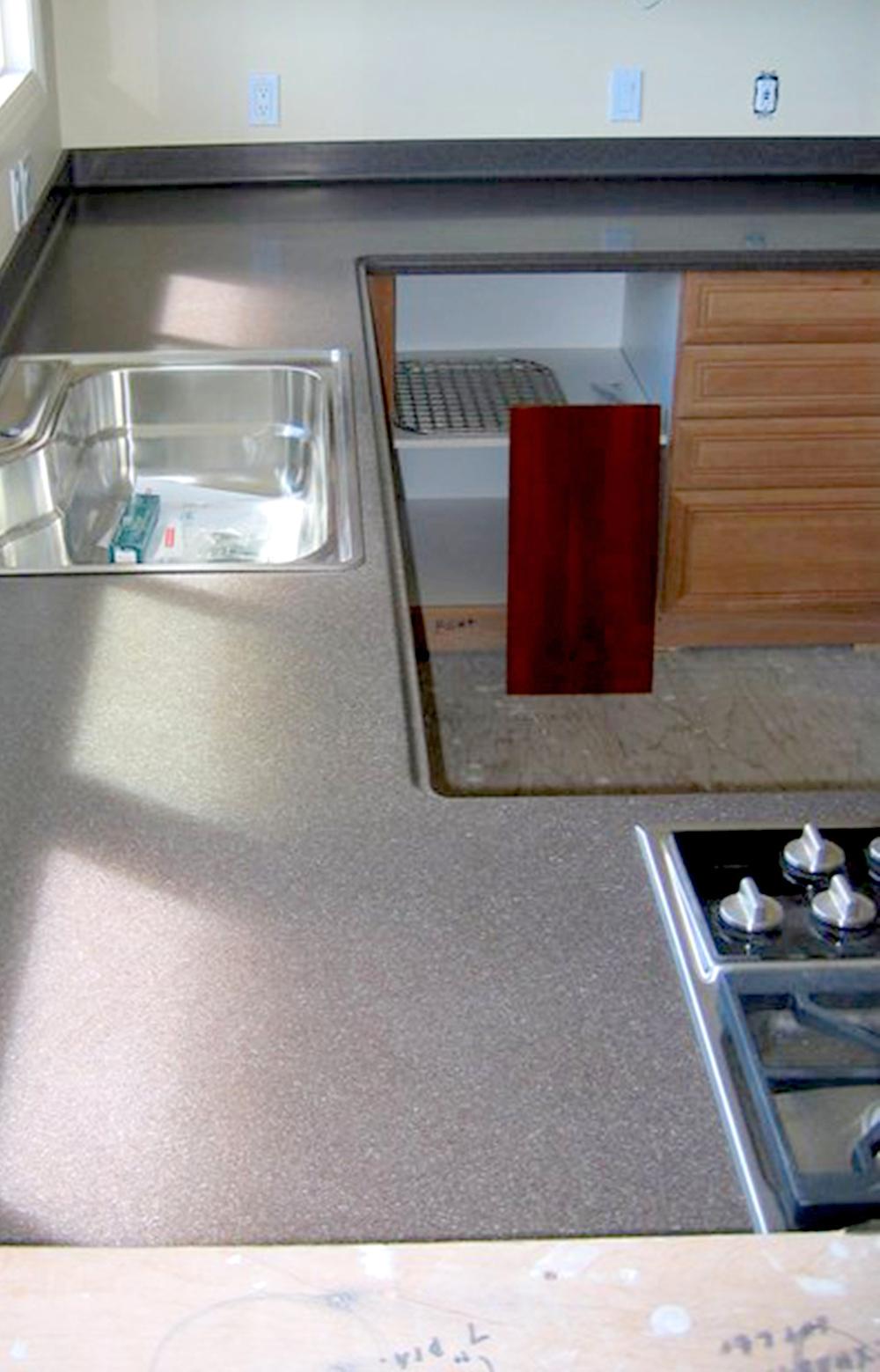 Staron Kitchen Top