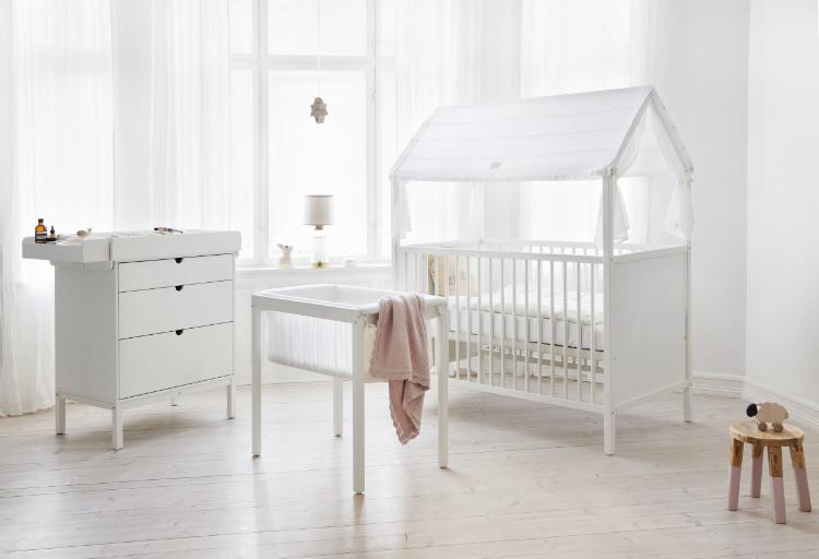 Kinderzimmer nordisches design bibkunstschuur for Kinderzimmer im keller