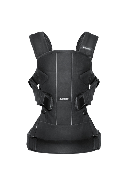 Baby Carrier One - New October 2015 - Black, Cotton Mix.JPG